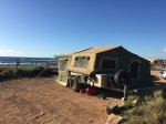 Camping at Gnaraloo
